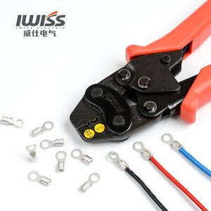 IWISS HS-1MA Energy Saving Crimping Plier Crimping Tools 1.25-2.5mm2