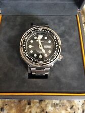 Seiko Marinemaster 300M Tuna Can SBBN015 FINAL REDUCTION!