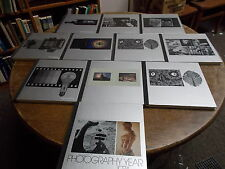 """LARGE SET OF OLD VTG BOOKS """"THE ART OF PHOTOGRAPHY"""" 22 VOLUMES & 2 INDEX, VGC"""