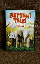 Dvd Rare Hard to find Elephant Tales Courage Comes in All Sizes Free Shipping!