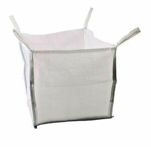 One Tonne Bags Bulk Builder Bags FIBC Brand New Garden Ton Empty Storage x 25