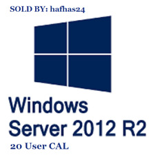 Windows Server 2012 R2 Remote Desktop Services 20 User Cal's License Key-%%+@+%%