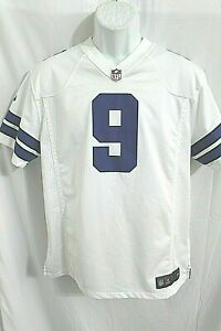 NEW YOUTH ON FIELD NIKE NFL PLAYERS DALLAS COWBOYS ROMO JERSEY SHIRT XL 18/20