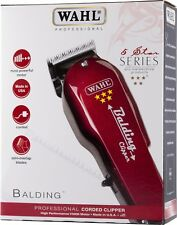 WAHL Professional Balding Clipper Trimmer Corded High Clipper With Fast Postage*