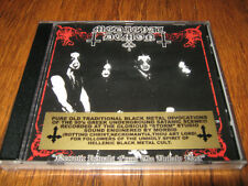 "MEDIEVAL DEMON ""Necrotic Rituals From the Unholy Past"" CD necromantia zemial"
