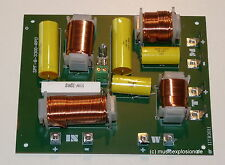 1 Pair SPF 3-Wege Switch Audio Crossover HiFi and PA 400W 8 ohm Top #1089