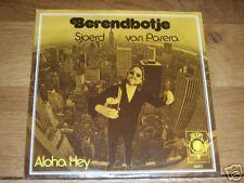 """SJOERD VAN PARERA - """"BERENDBOTJE"""" ZELDZAME 1978 SINGLE"""