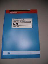 Microfich Audi 100 C2 200 Typ 43 Getriebe 1977 - 1983