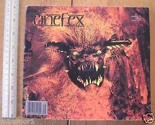1997 Cinefex Magazine 71 Batman & Robin Spawn Contact Volcano