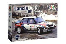 Lancia Delta HF Integrale Rally3658 ITALERI 1:24 Plastic kit New!