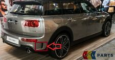 MINI NEW F54 S CLUBMAN REAR BUMPER AIR VENT GRILL TRIM FITS WITH PDC RIGHT O/S
