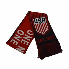 Team USA Soccer Scarf  US Soccer Authentic Official Winter New Season