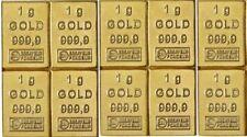 Prägefrisch (10 g UNZ/PRF Edelmetalle Münzen auf Unzirkuliert/)