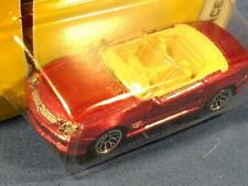 2006 Matchbox #11 Mercedes-Benz SL55 AMG , RED METALLIC, MOC!  F8