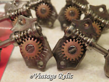 aged GROVER Sta-Tite nickel tuners fit Gretsch Martin 18:1 V97-18NA