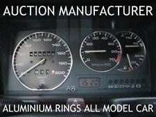 Blende Tachoblende Tachorahmen Bezel ECHT Carbon VW Polo 3 86c 2F G40 Blende