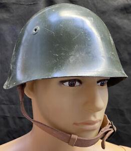 Bulgarian M51 Military Metal Combat Helmet