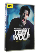 Teen Wolf: Season 6 Part 2 (DVD, 2017)  Free Shipping NEW