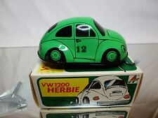 KOVAP VW VOLKSWAGEN BEETLE 1200 HERBIE - GREEN  RARE - GOOD IN BOX