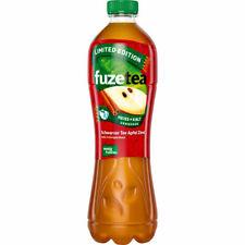 Flaschen Fuze Tea Eistee Schwarzer Tee Apfel/Zimt 12x0.40l inc. EINWEG Pfand