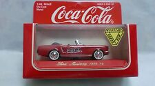 COCA COLA 1/43 DIE CAST - FORD MUSTANG 1964 1/2