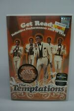 The Temptations - Get Ready : Definitive Performances 1965 to 1972 DVD
