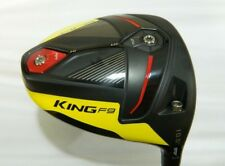 New listing 2019 Cobra King F9 Speedback 10.5* Yellow Driver PX HZRDUS Smoke 60 Stiff flex