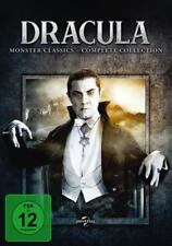 Dracula- Monster Classics- Complette Collection 1931 - 1948 - 5 DVD Box-Neu &OVP
