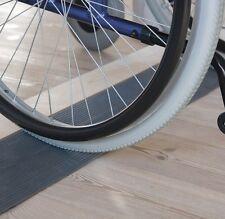 Türschwellenrampe Rollstuhlrampe Gummirampe Auffahrrampe Schwellenrampe Rollstuh