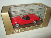 New Brumm R131 1955 Lancia Aurelia B24 Spider Diecast Model in 1:43 Scale.