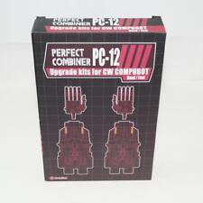 Perfect Combiner PC-12 Computron Upgrade Kit Combiner Wars Transformers