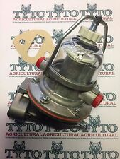 David Brown Tractor Fuel Lift Pump & Glass Bowl 990 995 996 1200 1210 K909944