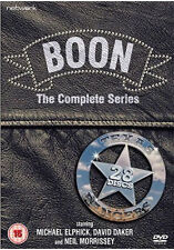 Boon - The Complete Series 1, 2, 3, 4, 5, 6 & 7 ----- DVD Boxset