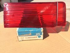 1965 Oldsmobile F-85 Cutlass Supreme 442 4-4-2 6 V8 NOS Tail Light Lamp Lens RH