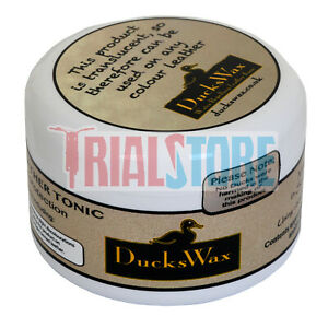 Duckswax Water Repelling Cream Polish 100ml with FREE SPONGE and GLOVE FreePP
