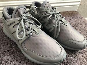 Mens Adidas Originals Tubular Nova Sneakers Gray S32009 Size 10.5