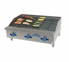 Comstock Castle 3272rb Countertop Gas Charbroiler