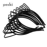 12PCS Cat ears black Headband children girl HairHoop Party Accessories  Headwear