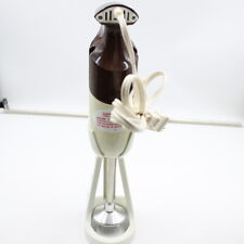 VTG 2 Speed Hand Mixer Blender Immersion Wand Type E23 Made in Italy W/ Stand