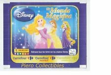 Un Monde Magique Disney Lot 40 Packs Stickers Panini Carrefour