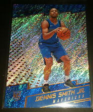 Dennis Smith Jr. 2017-18 Panini Revolution Rookie Card (no.133)