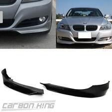 ITEM IN LA PAINTED BMW E90 3-Series OE Front Bumper Lip Splitter Facelift #668