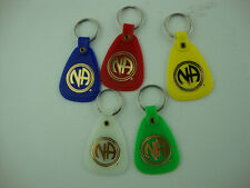 Narcotics Anonymous Na Key Tag Ring Recovery Just For Today 5 Lot English