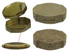 14k Gold Pill Box 1900