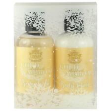 Gold & Argan Oil Body Wash Shower Gel & Body Lotion Cream Bath Gift Set