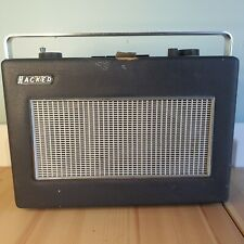 More details for hacker sovereign ii mk2 rp25a vintage transistor radio roberts spares / repair