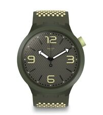 SO27M102 Swatch / Big Bold / BBBlanco / orologio unisex / quadrante grigio / ...
