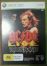 ROCKBAND AC/DC LIVE - Xbox 360