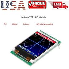 1.44 Inch TFT LCD Screen Module 128x128 SPI Replace 5110 OLED 5V for Arduino