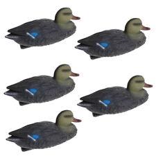 5 Pieces Floating Mallard Duck Decoy Hunting Decoys Garden Yard Ornaments